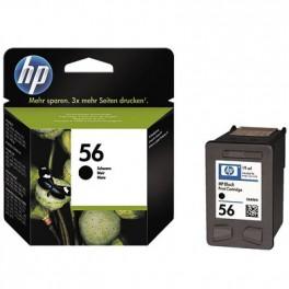 Tinteiro HP 56 Preto (C6656AE)