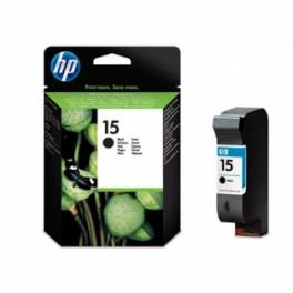 Tinteiro HP 15 Preto (C6615D)