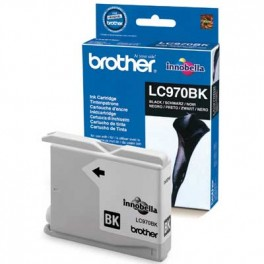 Tinteiro Brother LC970BK Preto
