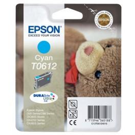 Tinteiro Epson T0612 Azul
