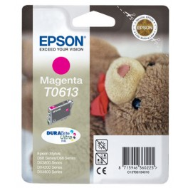 Tinteiro Epson T0613 Magenta