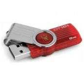 Kingston Data Traveler 101 8GB - Vermelho