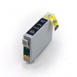 Tinteiro Compatível Epson T0711 / T0891- Preto