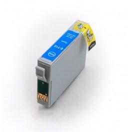 Tinteiro Compatível Epson T0712 / T0892 - Azul