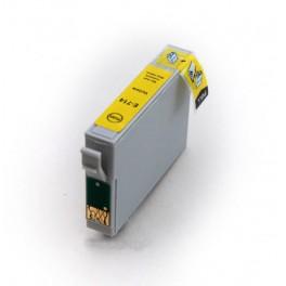 Tinteiro Compatível Epson T0714/T0894 - Amarelo