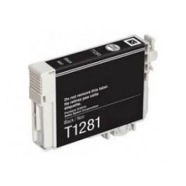Tinteiro Compatível Epson T1281 - Preto