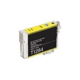 Tinteiro Compatível Epson T1284 - Amarelo