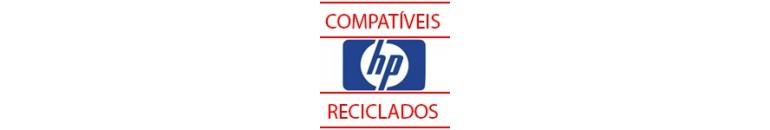 HP Reciclados/Compatíveis